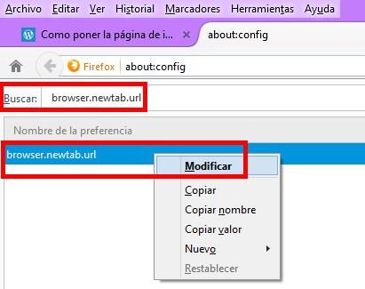 firefox browser newtab url