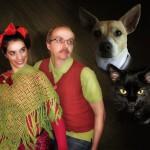 Fotos de familias frikis