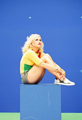 gwen stefani now that you got it making of