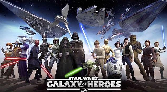 star wars galaxy heroes