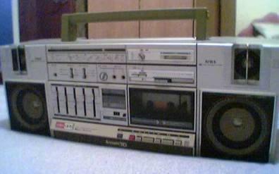 radiocasette Aiwa CA-70 Acoustic 3D