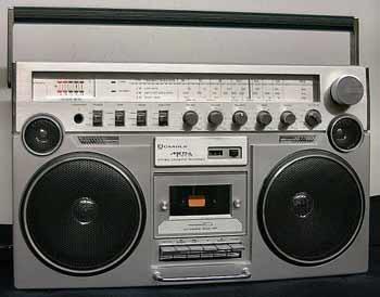 radiocasette Candle JTR-1286