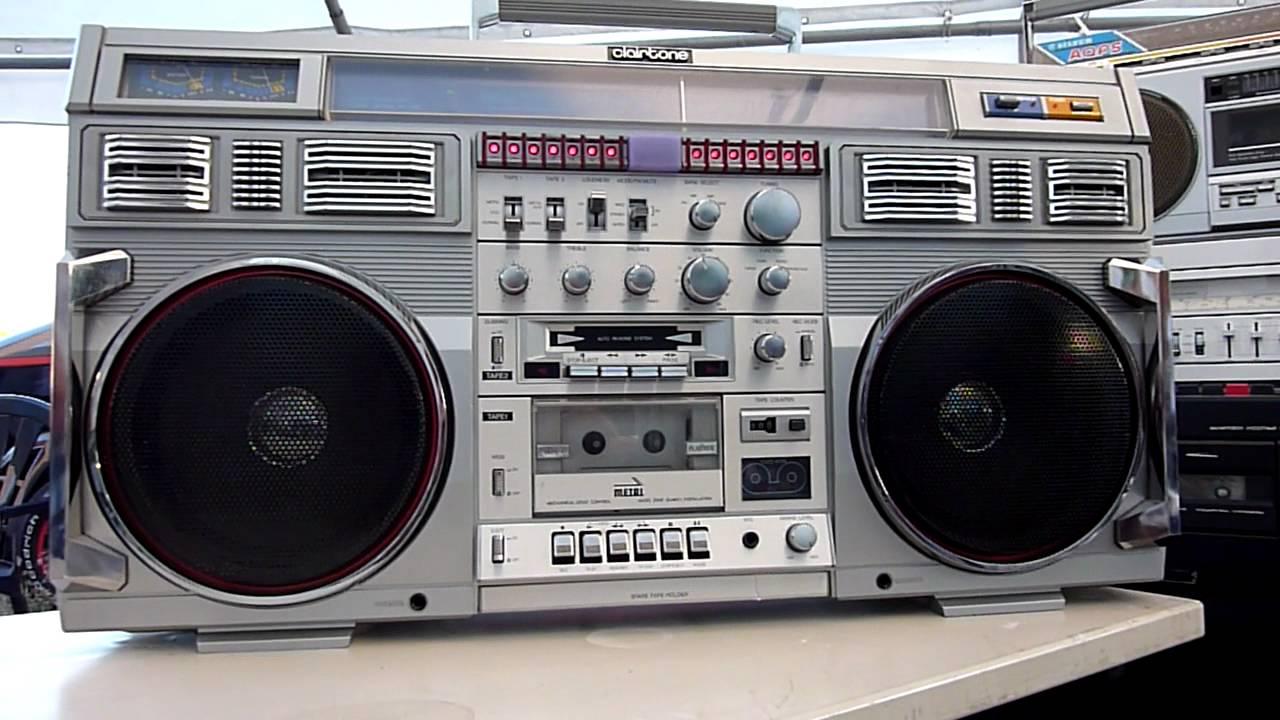 radiocasette Clairtone 7980 Conion C-100