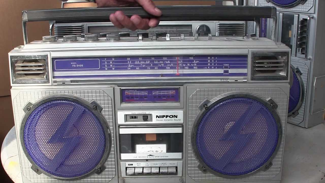radiocasette Conion CRC-H84FC