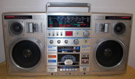 radiocasette Conion Technisonic TC-999