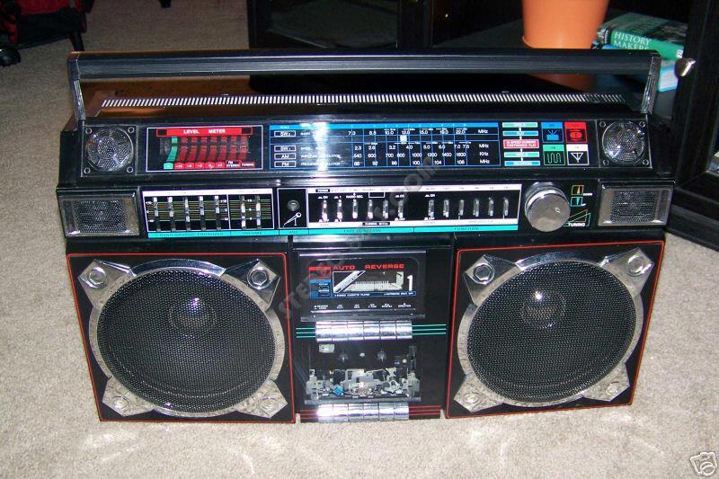 radiocasette Helix HX-4636 A