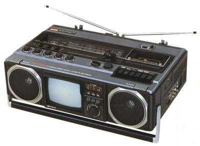 radiocasette Hitachi K62s