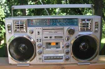 radiocasette Lasonic TRC-920