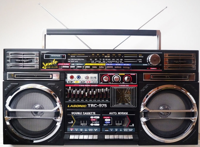 radiocasette Lasonic-TRC-975
