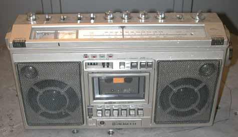 radiocasette Pioneer SK-31