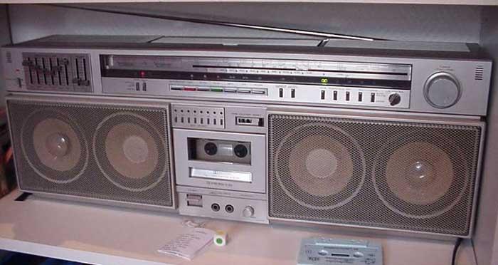 radiocasette Pioneer SK-71