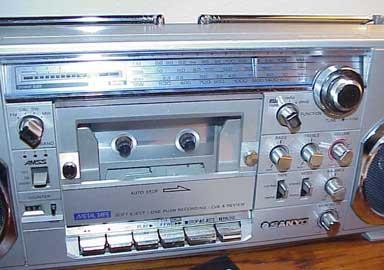 radiocasette Sanyo M7900K