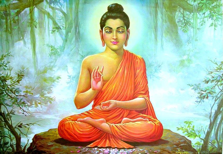 Siddharta Gautama buda