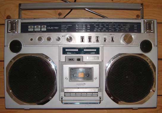 radiocasette Siemens Club 794