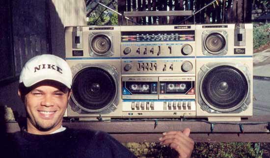radiocasette Tecsonic MX-900