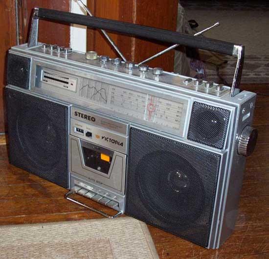 radiocasette Victoria CPR-5000