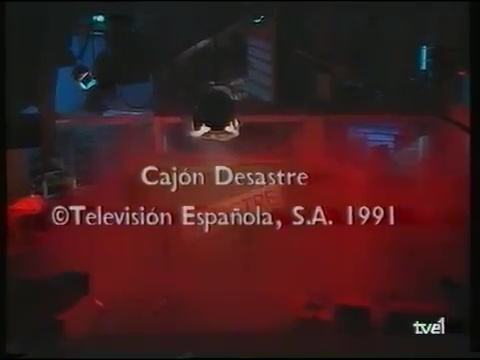 cajon desastre final 24