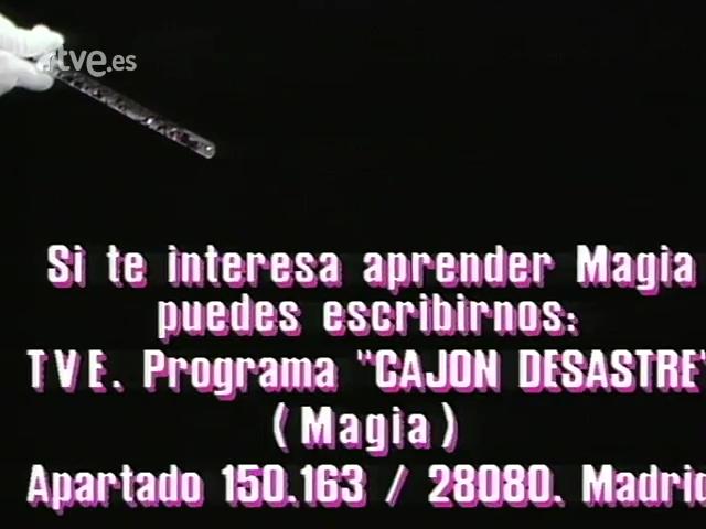cajon desastre magia street 05