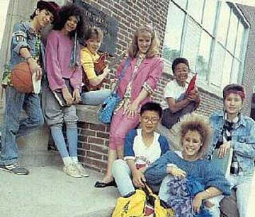 degrassi junior high serie