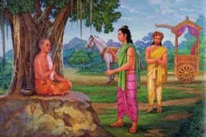 siddharta asceta