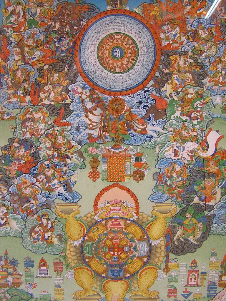 tanka budismo