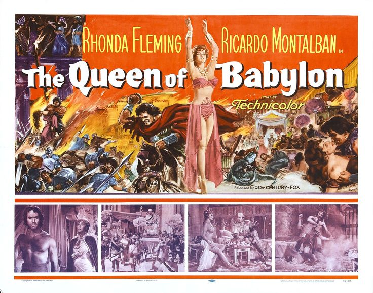 queen babylon 1954