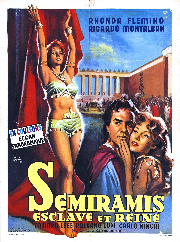 reina babilonia 1954