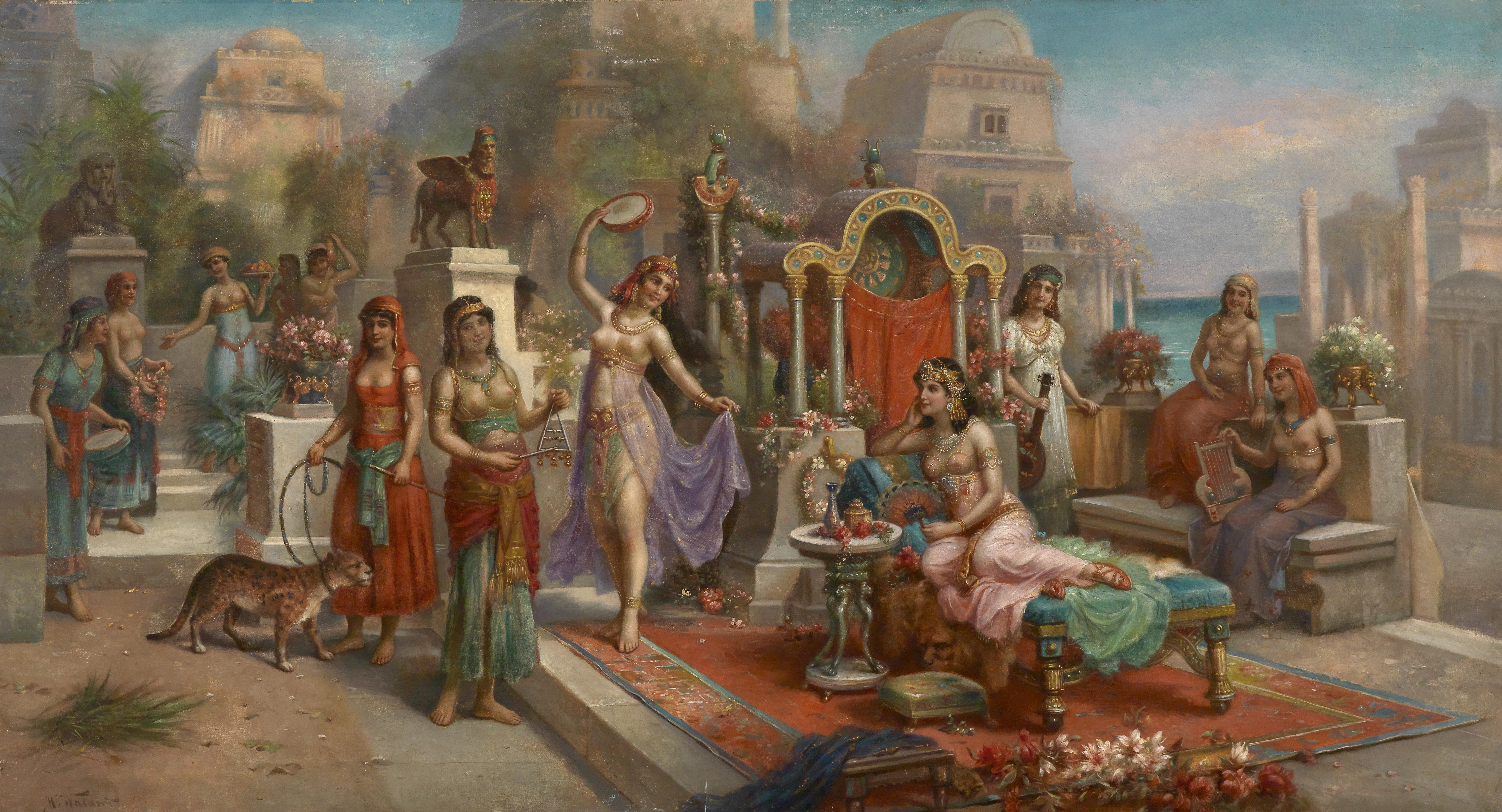 semiramis babilonia
