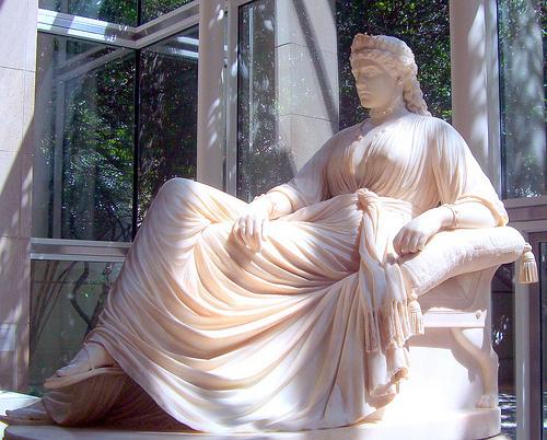 semiramis estatua