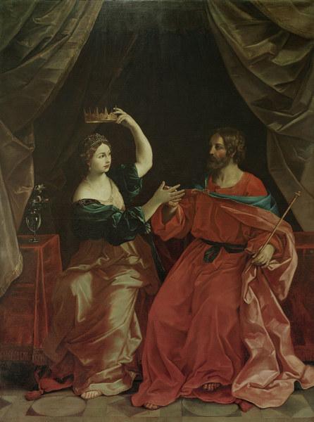 Semíramis y Nino Guido Reni