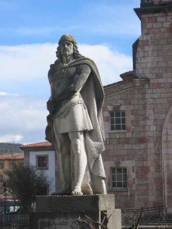 Don Pelayo cangas