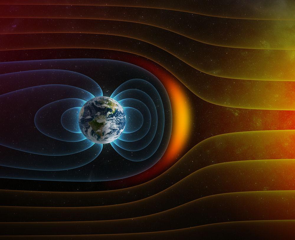 campo magnetico tierra