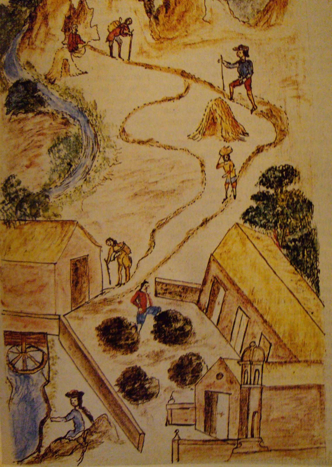 mineria america siglo XVI