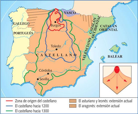 origen espanol