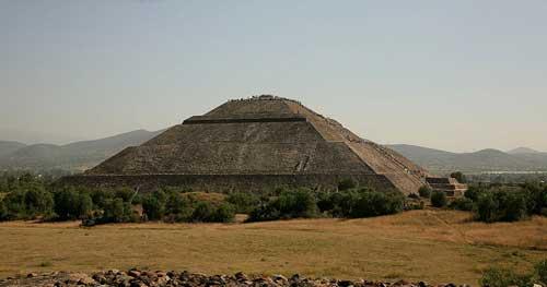 piramide Qin Ling Shan