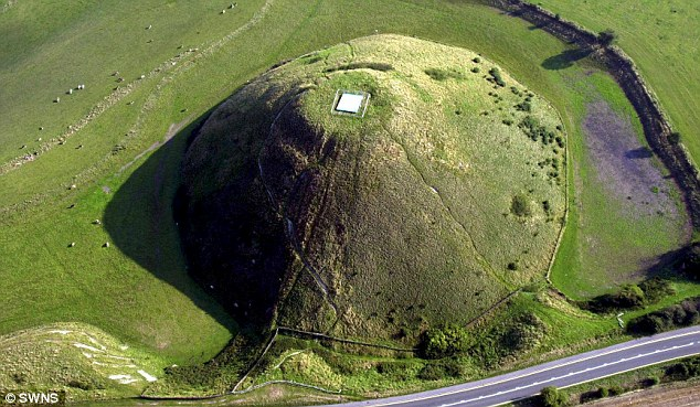 piramide Silbury Hill