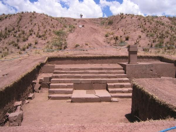 piramide acapana