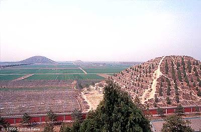 piramides china