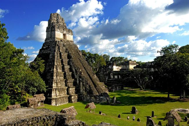 templo Gran Jaguar