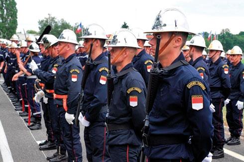 Corps des Sapeurs-Pompiers