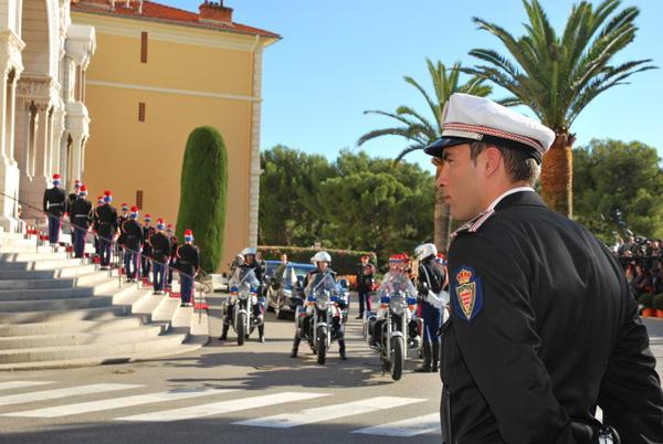 DPU Monaco Division Policia Urbana