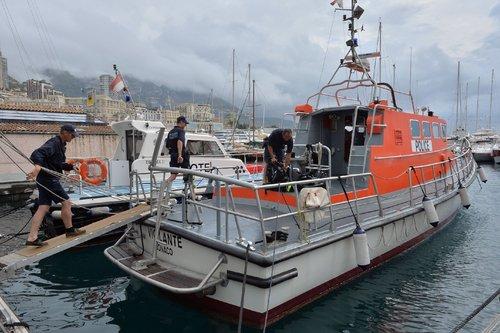 Division de la Policia Maritima y Portuaria de Monaco