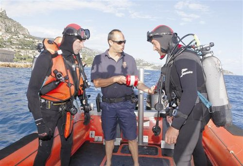 Division of the Maritime and Airport Police monaco