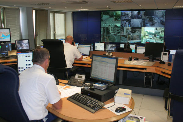 PCTO Poste de Commandement des Transmissions Operationnelles Monaco