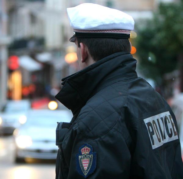 Urban Police Division UPD monaco