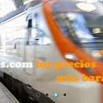 Buscador de trenes y AVE
