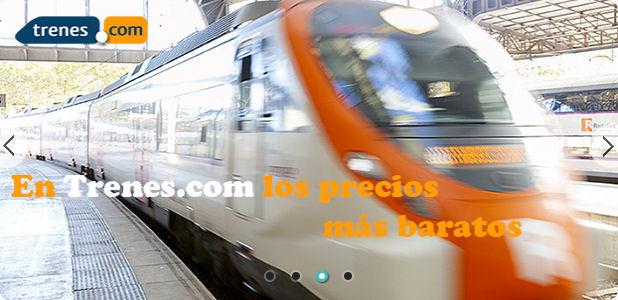 buscador trenes baratos