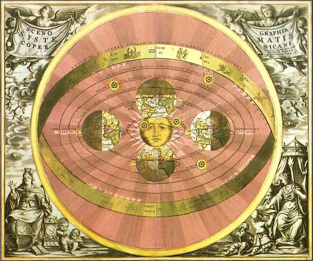 copernico heliocentrismo