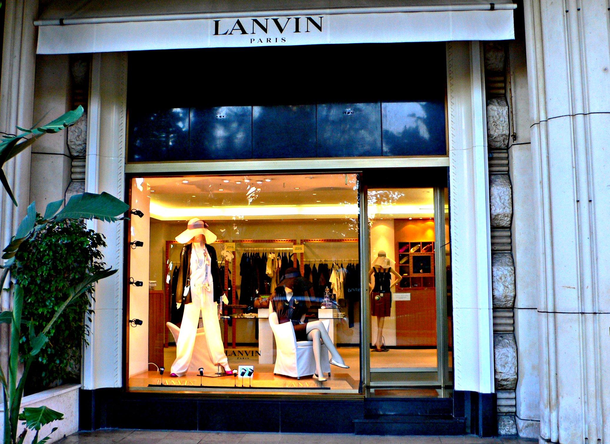 lanvin boutique monaco