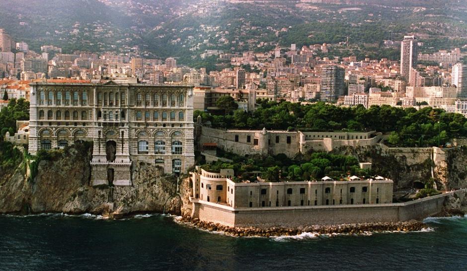 prision monaco museo oceanografico
